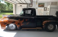 1955 Ford F100 2WD Regular Cab for sale 101329027