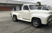 1955 Ford F100 2WD Regular Cab for sale 101336001