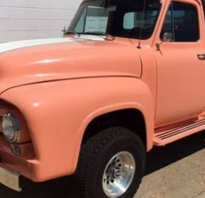 1955 Ford F100 2WD Regular Cab for sale 101381721