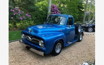 1955 Ford F100 2WD Regular Cab for sale 101392823