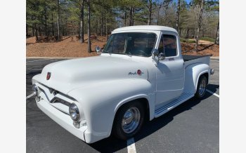 1955 Ford F100 2WD Regular Cab for sale 101466956