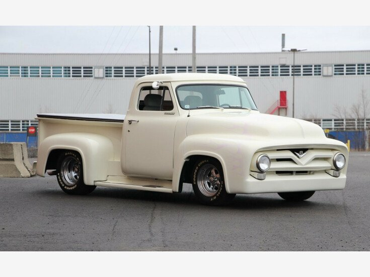 1955 Ford F100 2WD Regular Cab for sale 101479851