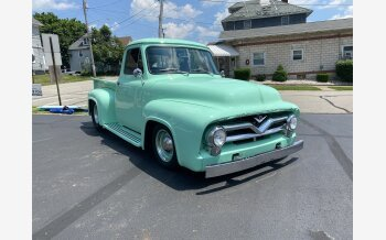 1955 Ford F100 2WD Regular Cab for sale 101530633
