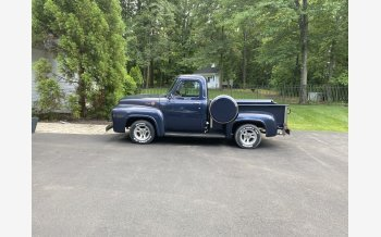 1955 Ford F100 2WD Regular Cab for sale 101531016