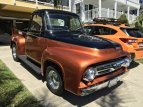 1955 Ford F100 2WD Regular Cab for sale 101533849