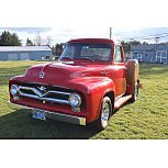 1955 Ford F100 2WD Regular Cab for sale 101614888