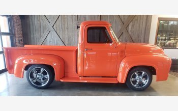 1955 Ford F100 2WD Regular Cab for sale 101241405