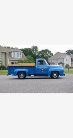 1955 Ford F250 for sale 100794270
