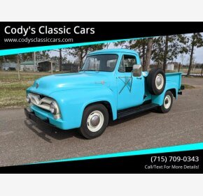 1955 Ford F250 for sale 101317177