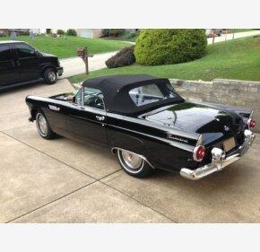 1955 Ford Thunderbird for sale 101041690