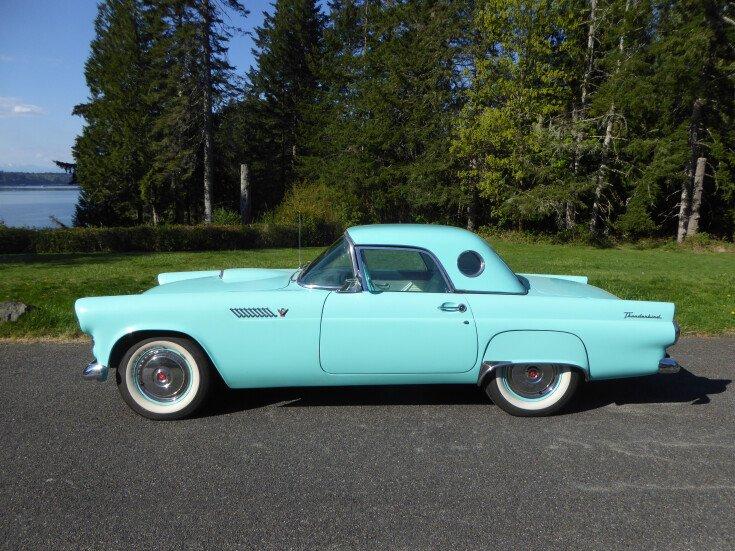 1955 Ford Thunderbird for sale 101526505