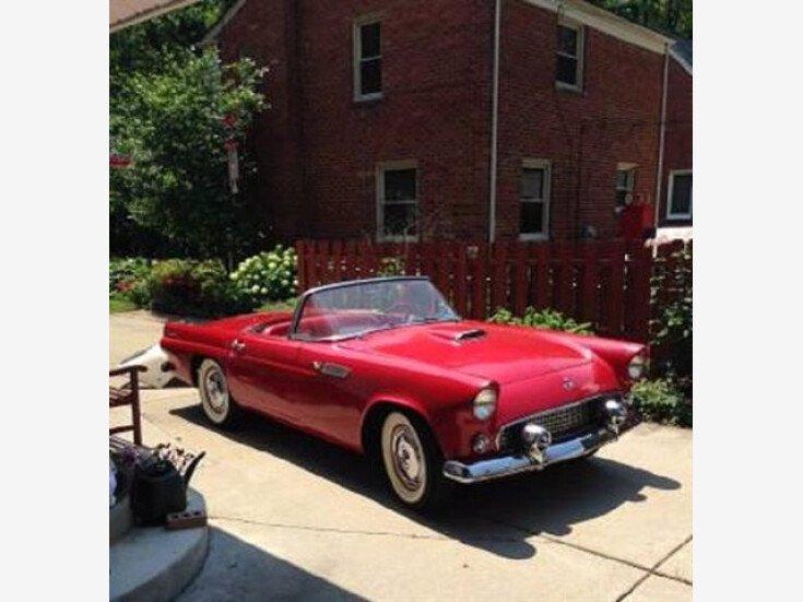 1955 Ford Thunderbird for sale 101534985