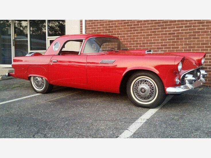 1955 Ford Thunderbird Sport For