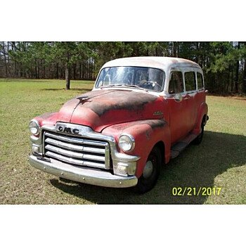 1955 GMC Suburban for sale 100954492