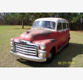 1955 GMC Suburban for sale 100926700