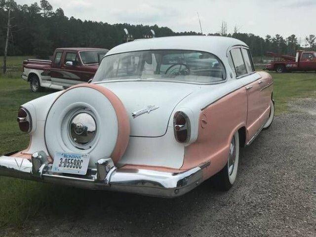 1955 Hudson Hornet american classics Car 101026441 4ee28f6de788158ea09bf7fed6bc191f hudson hornet classics for sale classics on autotrader