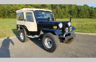 1955 Jeep CJ-3B for sale 101229893