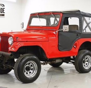 1955 Jeep CJ-5 for sale 101329996