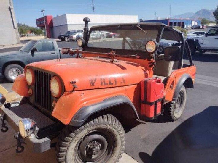 1955 Jeep CJ-5 for sale 101394918