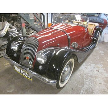 1955 Morgan Plus 4 for sale 101422002