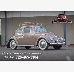 1955 Volkswagen Beetle for sale 101364163