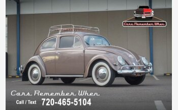 1955 Volkswagen Beetle for sale 101364163