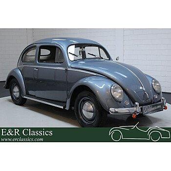 1955 Volkswagen Beetle for sale 101526565