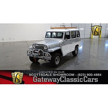 1955 Willys Other Willys Models for sale 101083743