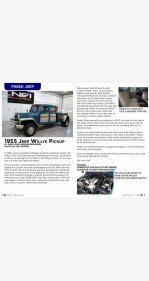1955 Willys Pickup for sale 101295529