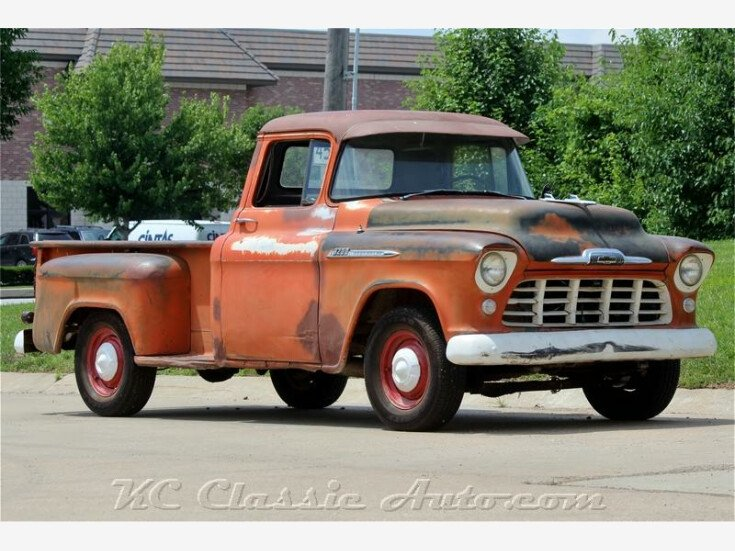1956 Chevrolet 3200 For Sale Near Lenexa Kansas 66219