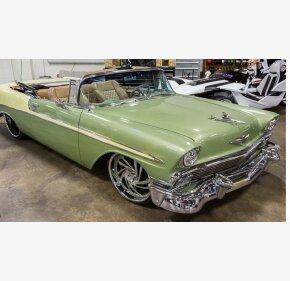 1956 chevy bel air restoration