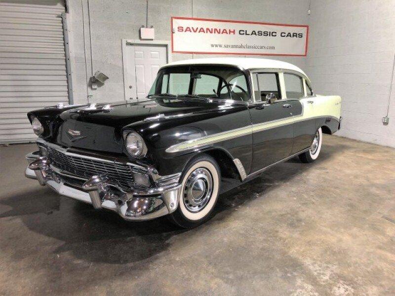 1956 Chevrolet Bel Air Classics For Sale Classics On Autotrader