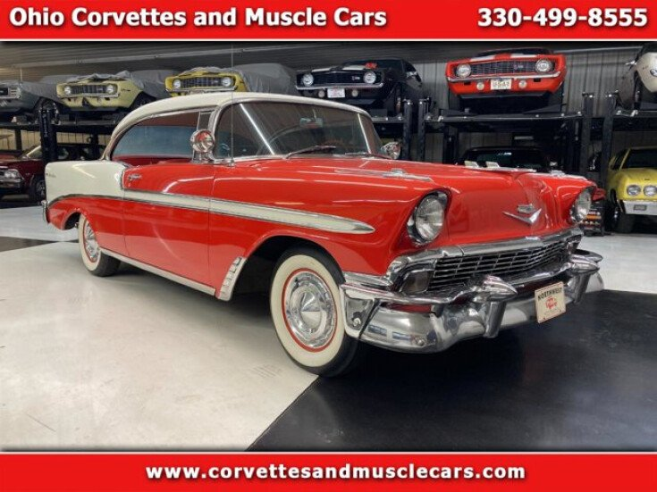 1956 Chevrolet Bel Air For Sale Near North Canton Ohio 44720 Classics On Autotrader