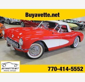 1956 Chevrolet Corvette Convertible for sale 101183452