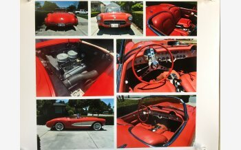 1956 Chevrolet Corvette Convertible for sale 101218372