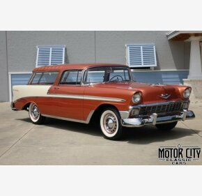 1956 Chevrolet Nomad Classics for Sale - Classics on Autotrader