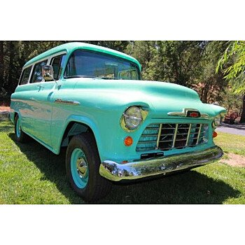 1956 Chevrolet Suburban for sale 101370834