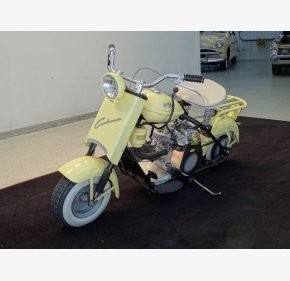 1956 Cushman Eagle for sale 200977223