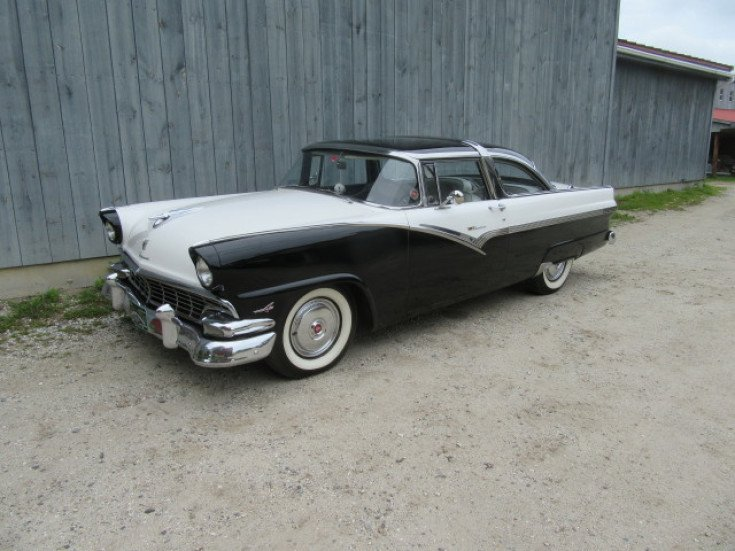 62ee7f6fa81 1956 Ford Crown Victoria for sale near Freeport