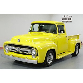 1956 Ford F100 for sale 101045987