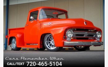 1956 Ford F100 for sale 101062361