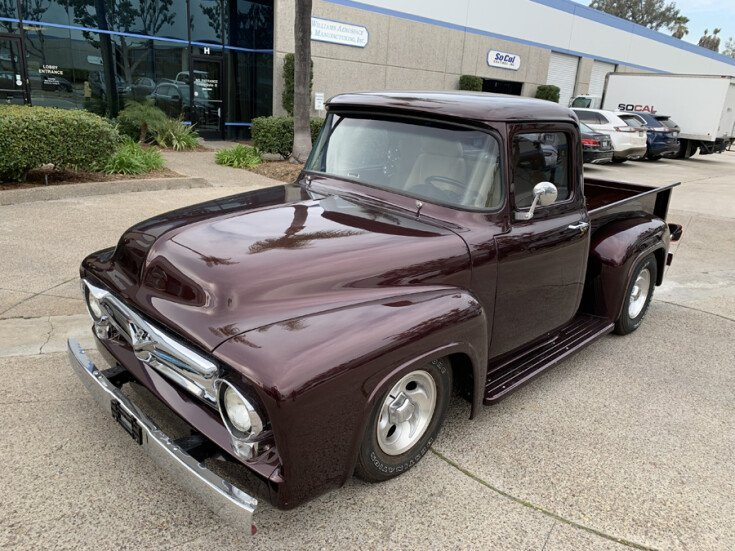 1956 Ford F100 for sale near Spring Valley, California 91978