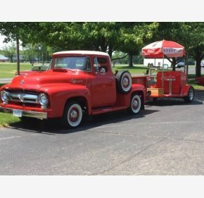 1956 Ford F100 for sale 101048070