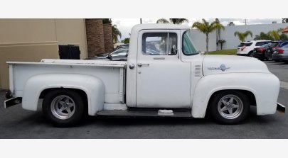1956 Ford F100 2WD Regular Cab for sale 101097088