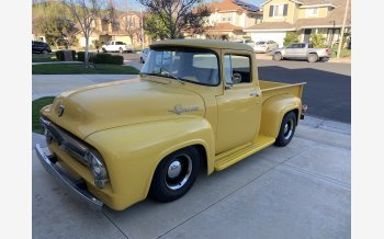 1956 Ford F100 2WD Regular Cab for sale 101110434