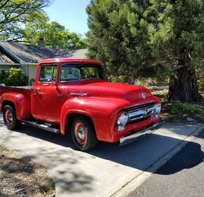 1956 Ford F100 2WD Regular Cab for sale 101128933