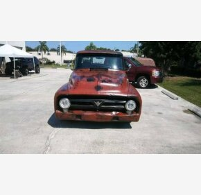 1956 Ford F100 for sale 101168486