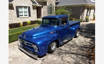 1956 Ford F100 2WD Regular Cab for sale 101190373
