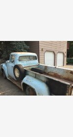 1956 Ford F100 2WD Regular Cab for sale 101193358