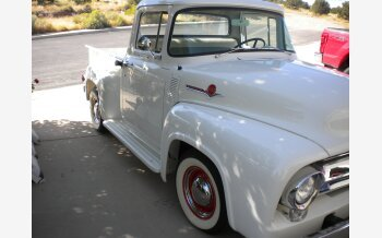 1956 Ford F100 2WD Regular Cab for sale 101233185